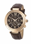 Freelook RG Steel Case Brown Chrono Watch HA1136CHRG-2