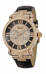 Freelook Stardust Dubai Rose Gold Plated Watch HA1161RG-1