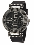 Freelook Stardust-X 2-Tone Swarovski Crystal Watch HA1162B-4