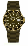 Freelook SeaDiver Khaki Watch HA1433-3