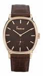 Freelook Rivoli Mens Brown Watch HA1908RG-2