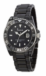 Freelook Black Ceramic Watch HA5109-1