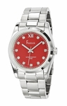 Freelook Red Dial Dtainless Steel Watch HA5304-2
