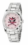 Freelook Pink KITTY Dial Watch HA5304-5C