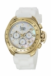 Freelook Aquamarina White MOP Dial Watch HA6303G-9
