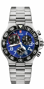 241407 Victorinox Swiss Army V251407 Summit XLT Chrono Mens