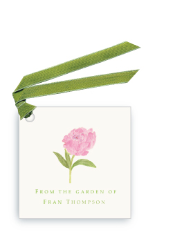 Pink Peony - Gift Tags