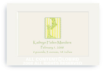 Giraffe Mother and Child - Enclosure Cards