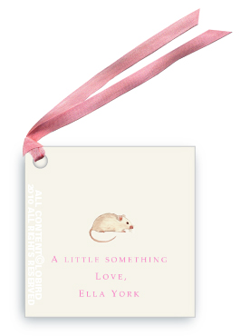 Tiny Mouse - Gift Tags