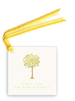 Lemon Tree - Gift Tags