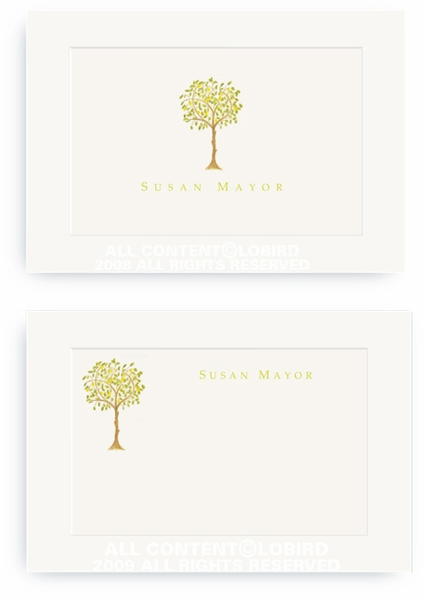 Lemon Tree - Enclosure Cards