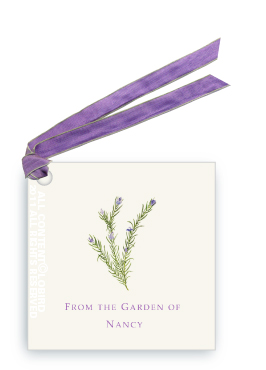 Rosemary - Gift Tags