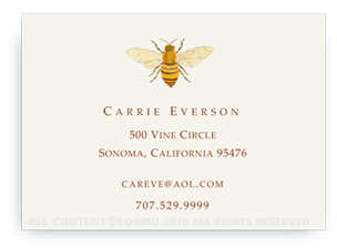 Bee - Calling Cards