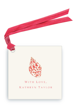 Babylon Shell - Gift Tags