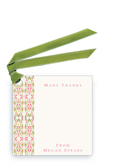 Tapestry-Mediterranean - Gift Tags