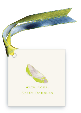 Lime Flat - Gift Tags