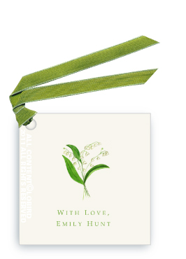 Lily of the Valley - Gift Tags