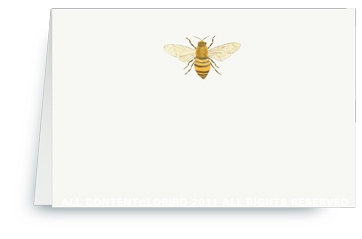 Bee - Place Cards