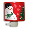 Snowman Picture Frame, Manual Night Light - CLEARANCE SALE
