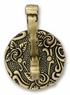 Provincial Antique Brass - Hook - CLEARANCE SALE