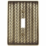 Weave Antique Brass - CLEARANCE SALE
