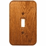 Wood Wallplates - CLEARANCE SALE
