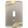 Mixed Metals Finish Wallplates - CLEARANCE SALE