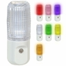 Cylinder, LED Multicolor Bulb, Night Light