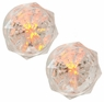 Neon Jewel, Automatic Night Light, Clear, 2 pieces