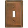 Copper Wallplates