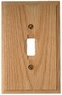 Wood Wallplates