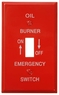 Emergency Wallplates
