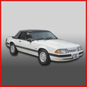 1990 Ford Mustang Specifications