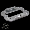 Universal Billet Optima Battery Tray