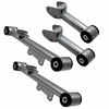 79-04 Mustang Elite Chrome Moly Urethane Control Arm Suspension Kit