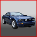 2008 Ford Mustang Specifications