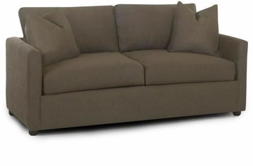 Studio Sofa by Klaussner Furniture Jacobs Collection 345-3700STS