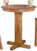 Pub Table by Sunny Designs Furniture Sedona Collection 441-1165RO