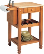 Rustic Shaker Kitchen Stand by Altra Furniture 243-5200096