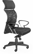 Eco Office Chair Black Mesh by Zuo Furniture 865-205105