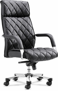 Regal Office Chair Black by Zuo Furniture 865-204100