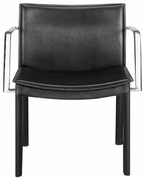 Gekko Conference Chair Espresso (Set of 2) by Zuo Furniture 865-404143