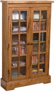 Cd Cabinet by Sunny Designs Furniture Sedona Collection 441-2607RO