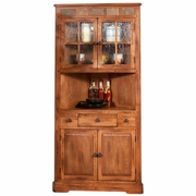 Sedona Corner China Cabinet by Sunny Design 441-2451ro