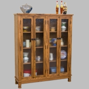 Sedona 4 Doors Bookcase by Sunny Design 441-2814ro