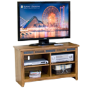 "62"" TV Console, 62X18X25H by Sunny Designs Furniture Sedona Collection 441-3398RO-62"