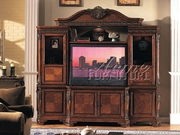 Entertainment Center by Acme Furniture Angelica Collection 491-8364