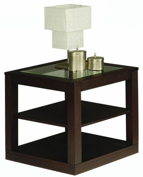 End Table by Homelegance Furniture Frisco Bay Collection 165-3250-04