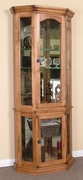 5 Side Curio by Sunny Designs Furniture Sedona Collection 441-2509RO