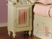 Nightstand by Acme Furniture Doll House Collection 491-2214